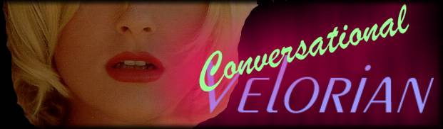 Conversational Velorian - always say the right thing!